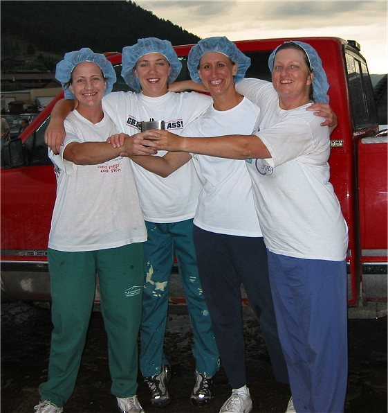 SJMC Surgical Services Sassy Sows