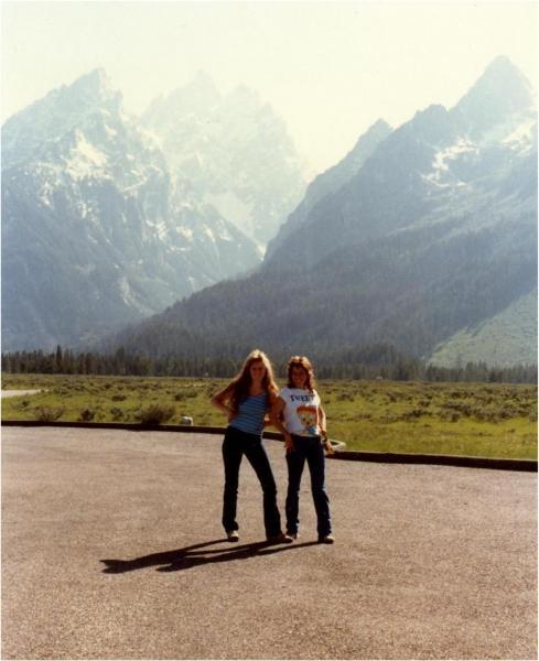 1987 Grand Teton National Park