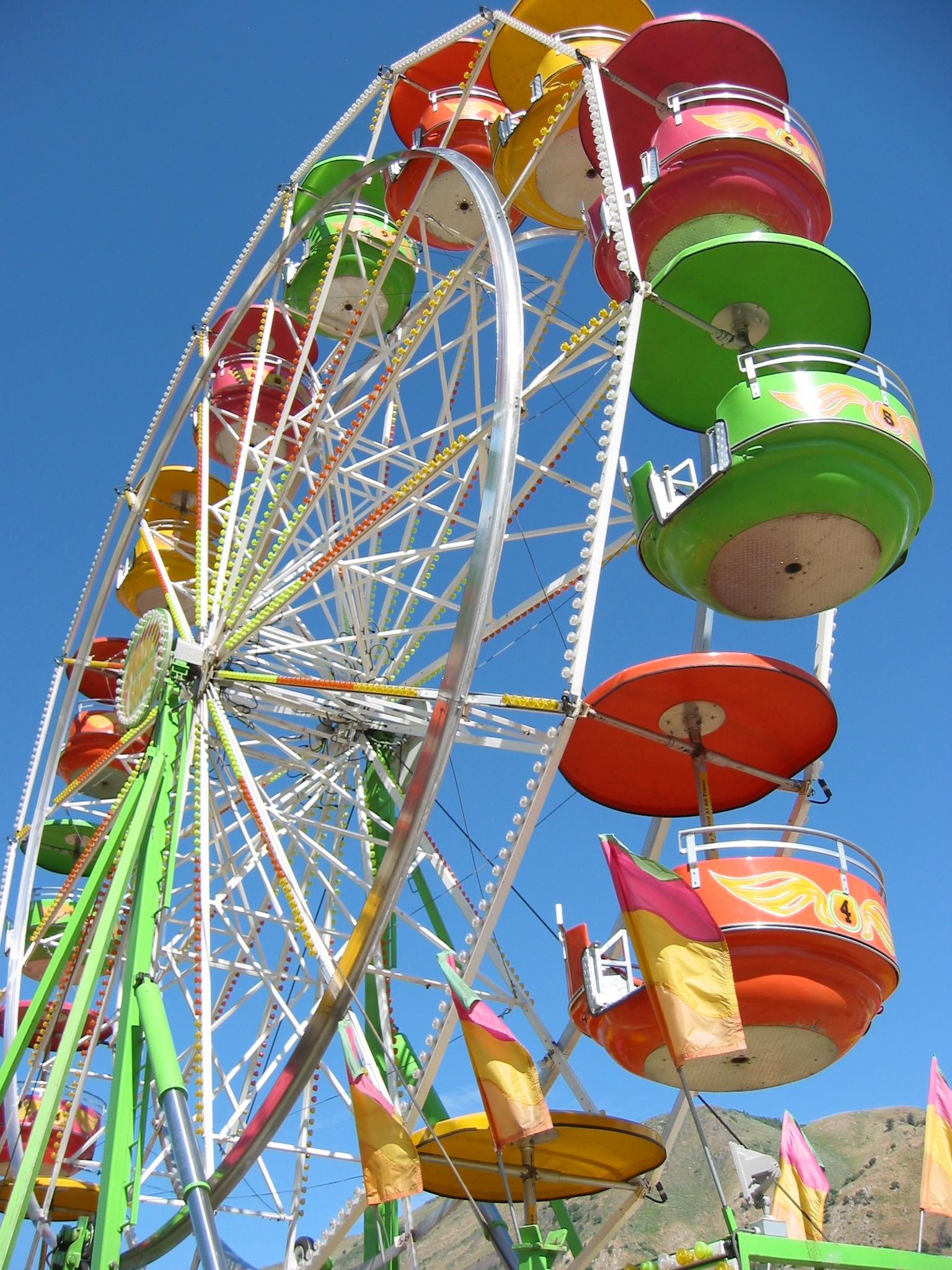 Teton County Fair 2009