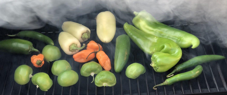 Mesquite Smoked Salsa Verde