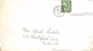 June 3rd, 1940 Dear Mae
