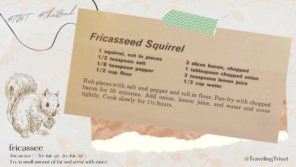 Fricasseed Squirrel