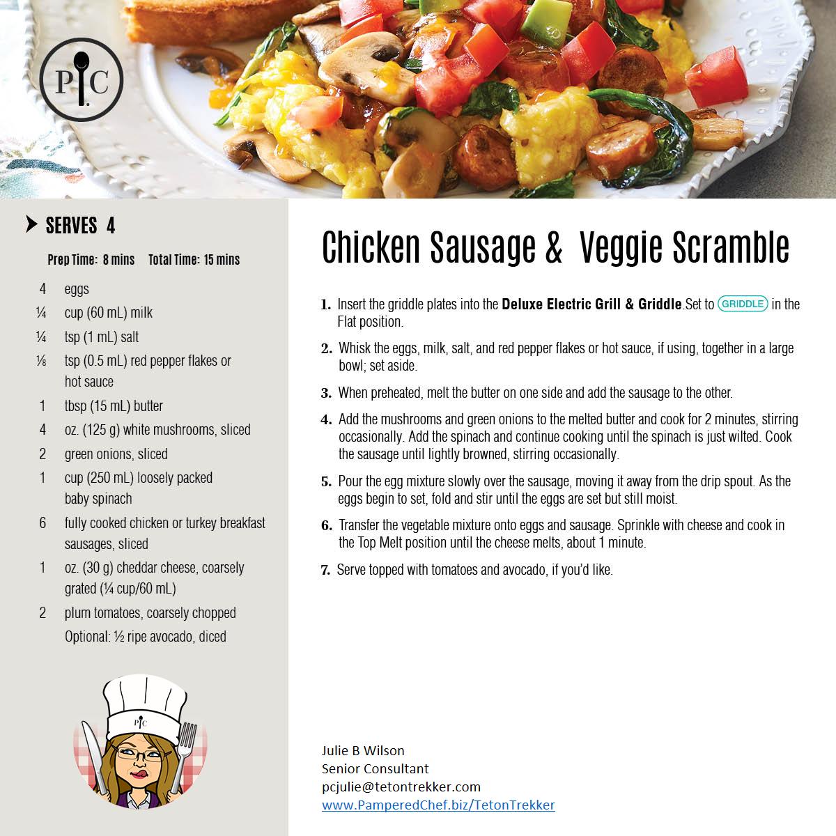Chicken-Sausage-Vegie-Scramble