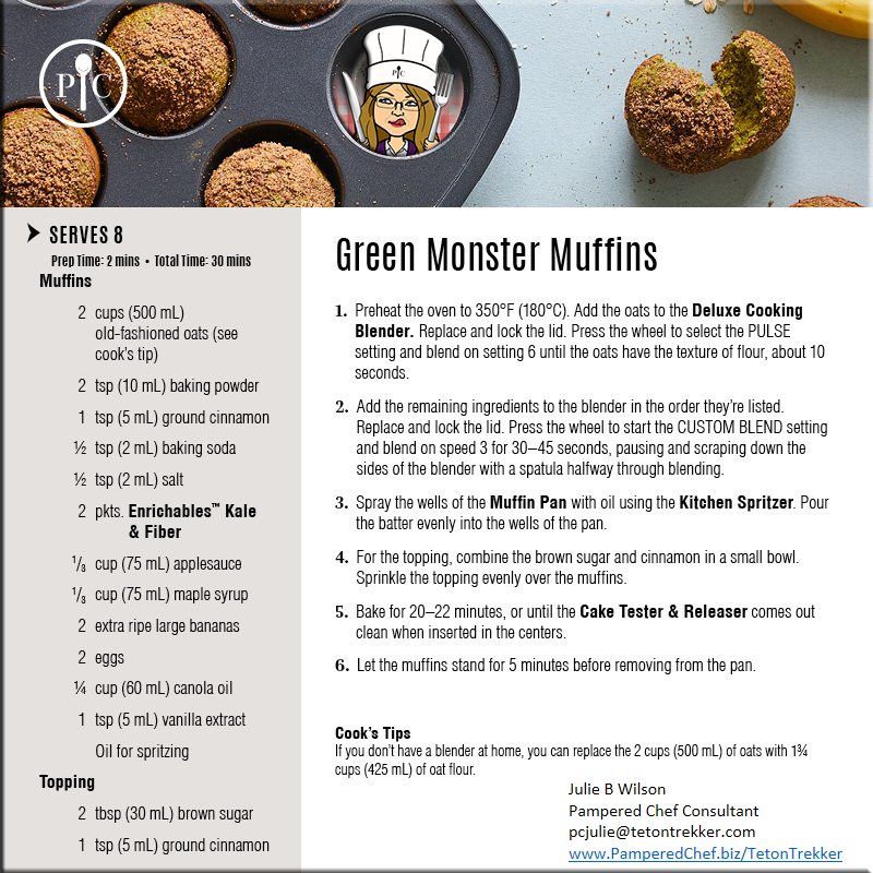 Green-Monster-Muffins