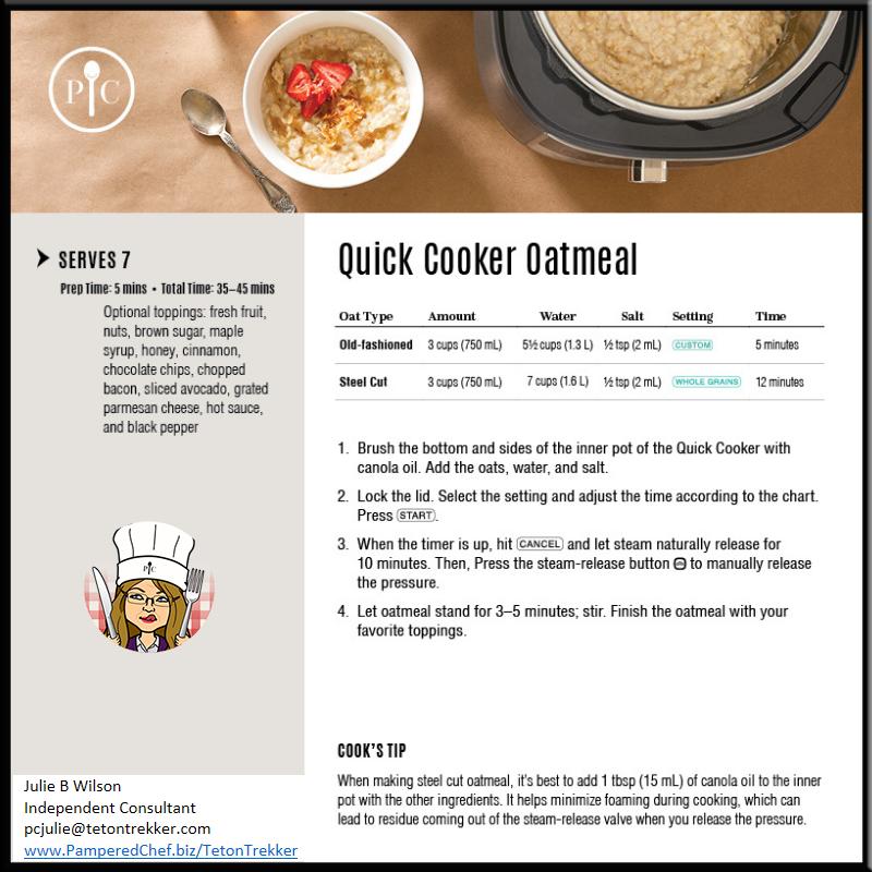 QC-oatmeal