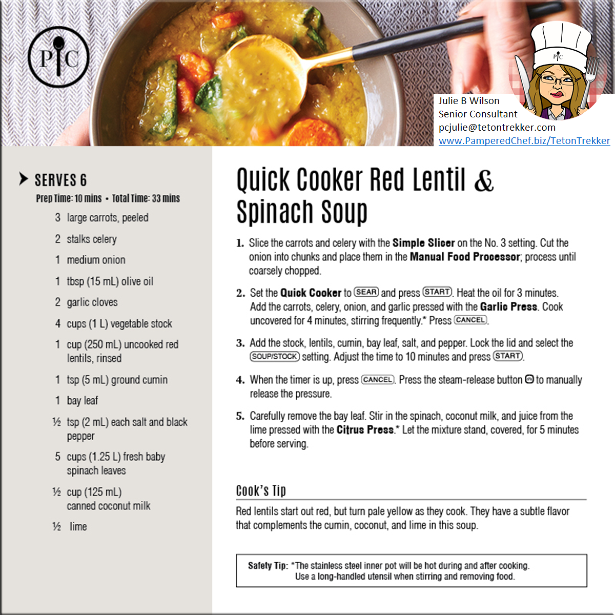 Quick-Cooker-Red-Lentil-Spinach-Soup