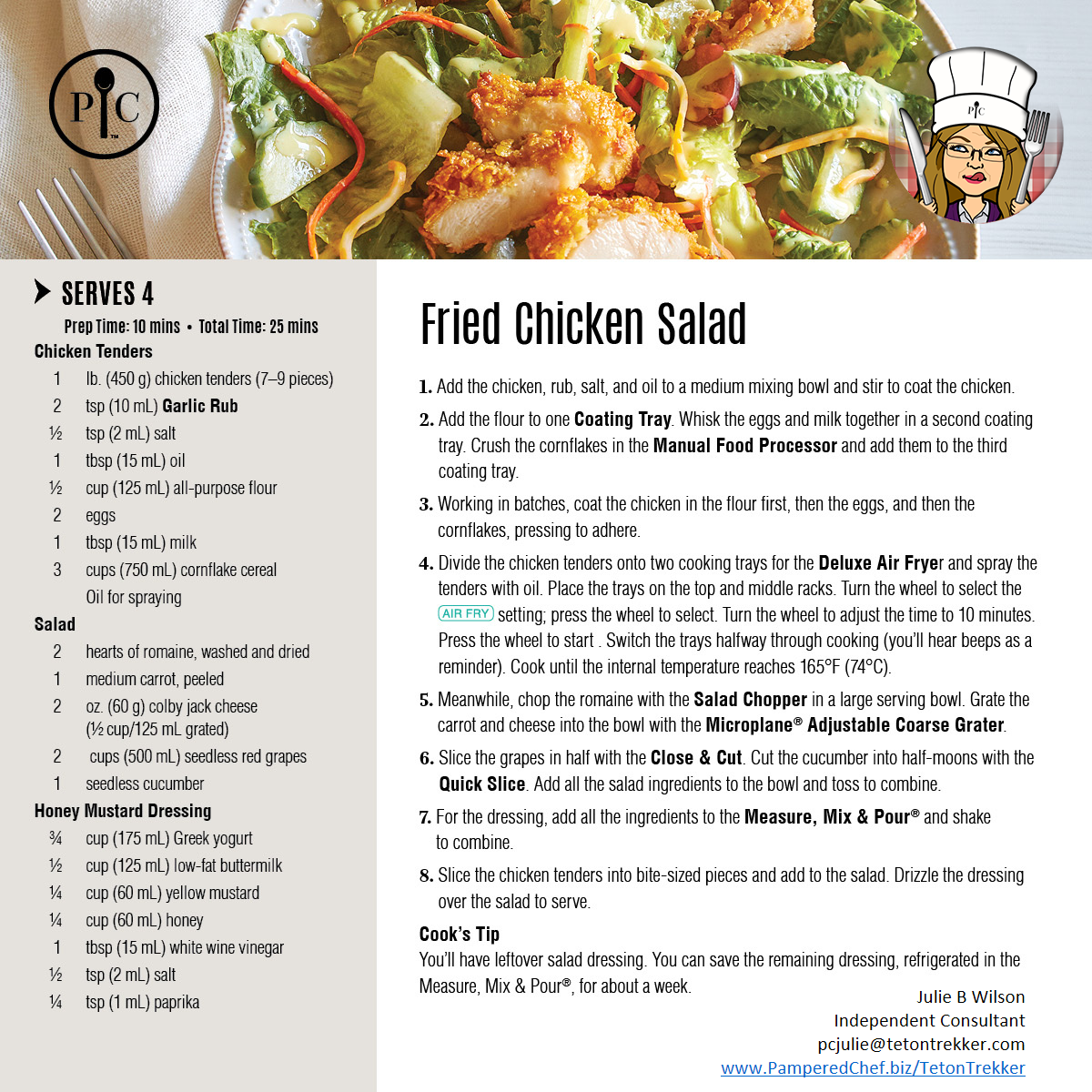 friedchickensalad