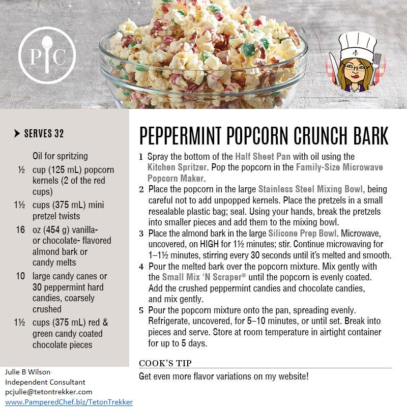Peppermint Popcorn