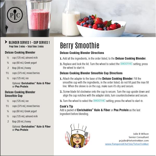 Berry-Smothie