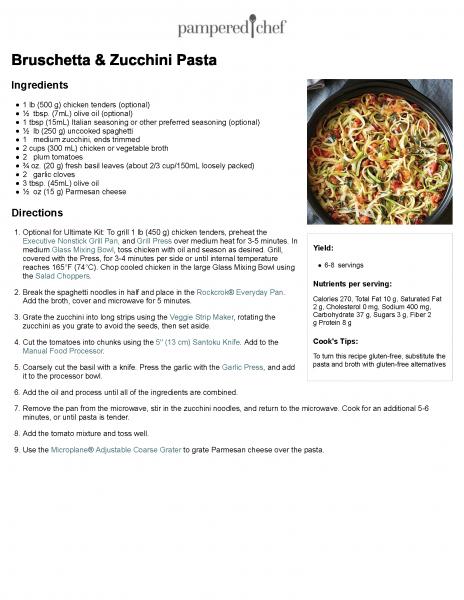 Bruschetta-Zucchini-Pasta
